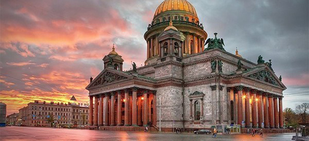 Главные достопримечательности Петербурга